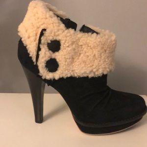 UGG high heel booties